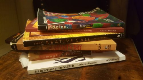 5 Book Studies for Artist Groups