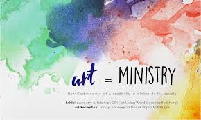 Art as Ministry in the Church