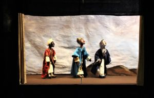 Marionette Nativity, Three Kings, Indy VIneyard Church, Tim Taylor