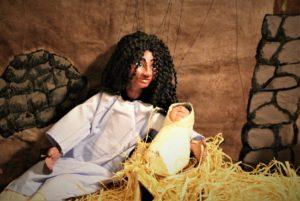 Maionette Nativity, CreativeChurchArtsIdeas.org, Tim Taylor