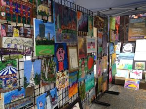 Common art Boston helps the homeless create and sell art.